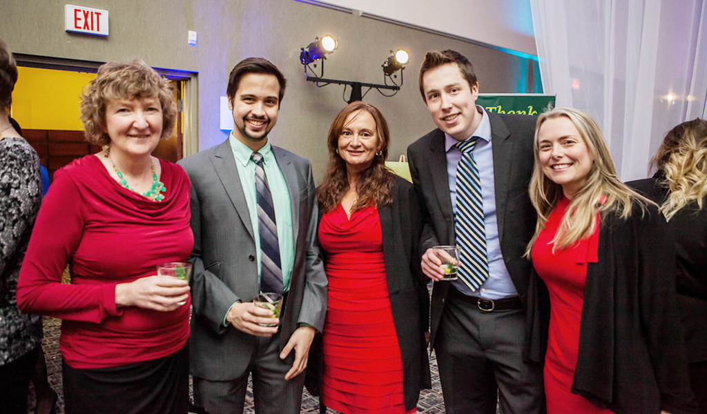 Welch LLP was pleased to sponsor the St. Patrick's Home of Ottawa Foundation's 4th Annual Soirée