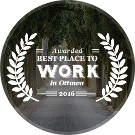 """Best Place to Work"" Award 2016"