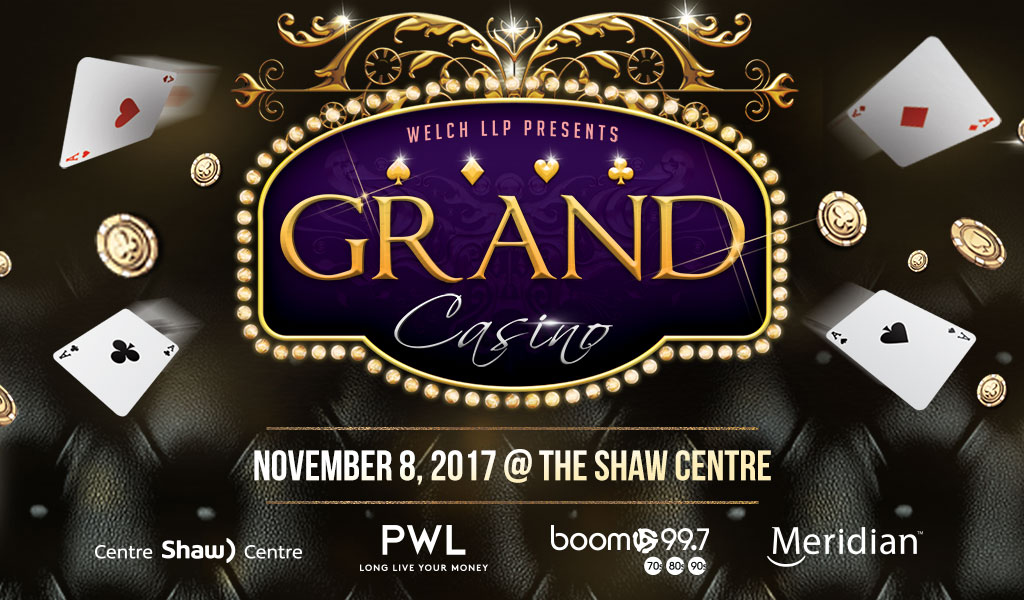 Join us for an evening of mingling and gambling in support of The Ottawa Regional Cancer Foundation on November 8th!