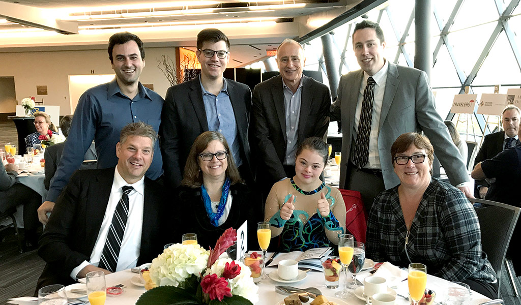Welch LLP supports 13th Annual Special Olympics Festival Breakfast