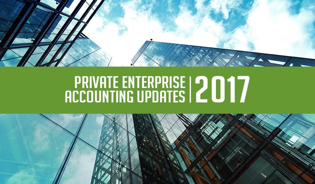 Welch LLP Hosts 2017 Private Enterprise Accounting Updates Event
