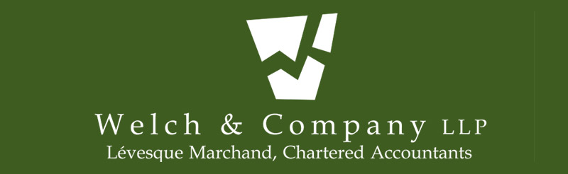 """Welch & Company LLP"" is born"