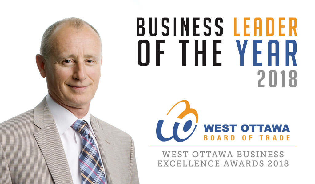 Business Leader of the Year 2018