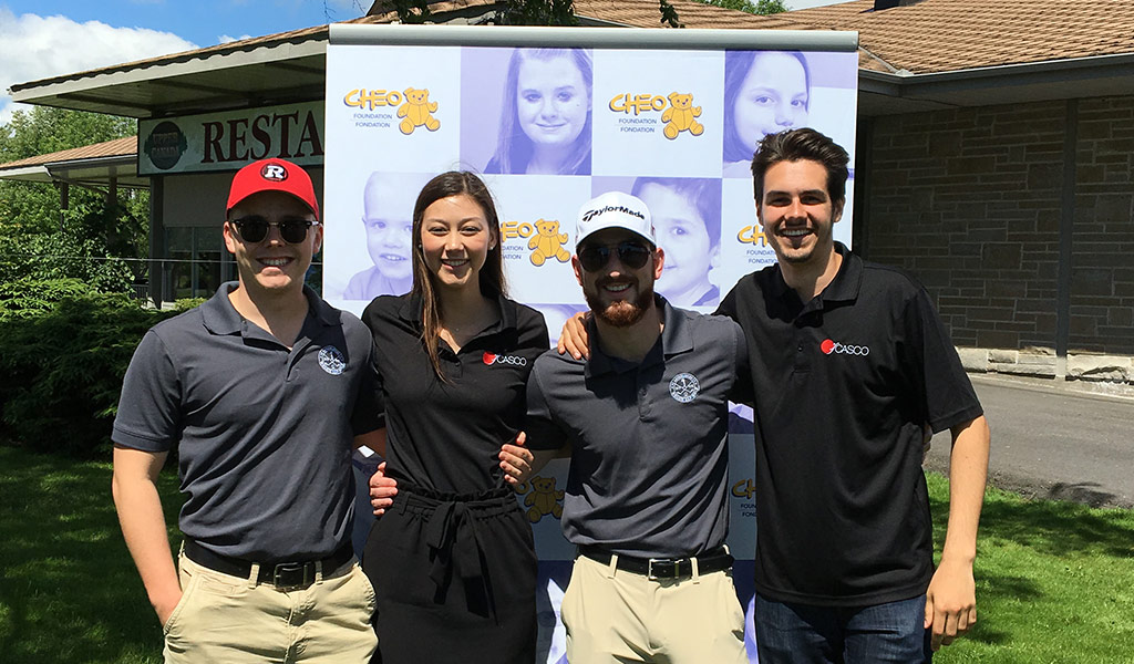 Welch LLP participates in CASCO Golf Charity Fundraiser