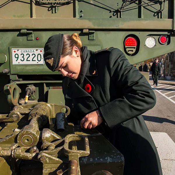 Kiran Olynik: The Story of an Accountant and Canadian Armed Forces Reserve
