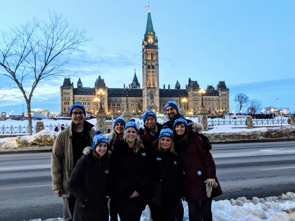 Welch LLP Participates in Coldest Night of the Year 02